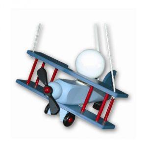 Waldi leuchten Suspension enfant Avion Aeronef