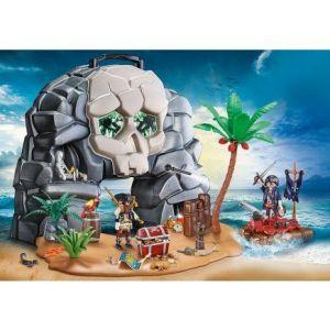 Playmobil 70113 Ile Des Pirates Transportable