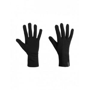 Icebreaker Adult Apex Glove Liners Sous gants black FR: XS (Taille Fabricant: XS)