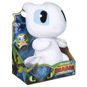 Spin Master Peluche Sonore - Dragons 3 - Krokmou
