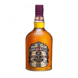 Chivas Regal Whisky Ecosse Blended 12 ans 40 %vol.