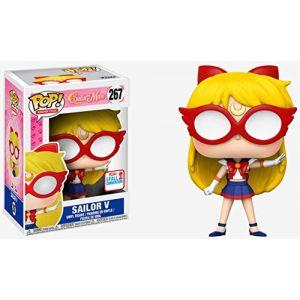 Funko POP! - Animation - 267 - Sailor Moon - Sailor V 2017 Fall Convention Exclusive] [Figurine POP]