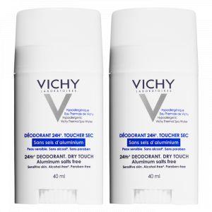 Vichy Déodorant 24H - Toucher sec sans sels d'aluminium