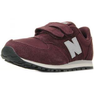 New Balance 420, Baskets Mixte Enfant, Rouge