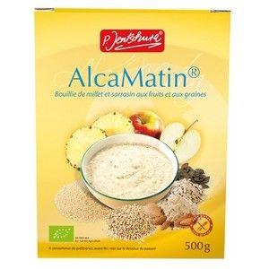 P. Jentschura Petit déjeuner AlcaMatin BIO 500g