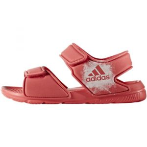 Adidas Altaswim C, Sandales de Sport Mixte Enfant, Rose (Rosbas/Ftwbla 000), 31 EU