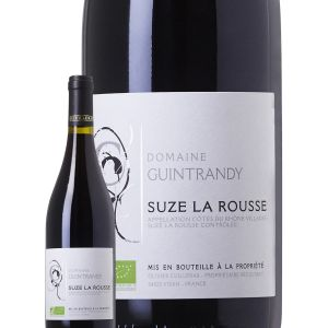 Domaine la Guintrandy 2017 Suze la Rousse Vin rouge des Côtes du Rhône Bio