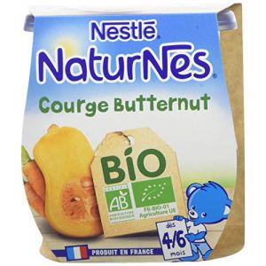 Nestlé Purée de courge butternut bio
