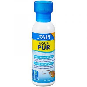API Fishcare Purificateur d'eau du robinet Aqua Pur 118ml - Pour aquarium