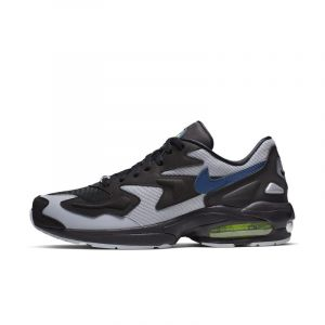 Nike Chaussure Air Max2 Light pour Homme - Noir - Taille 42.5 - Male