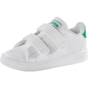 Adidas Chaussures casual / Advantage I Blanc / Vert - Taille 25