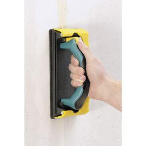 Wolfcraft 4056000 - Ponceuse à main évolutive pour plaques de plâtre