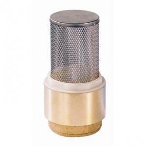 sferaco 310006 - Clapet crépine de retenue toute position femelle 26x34 laiton