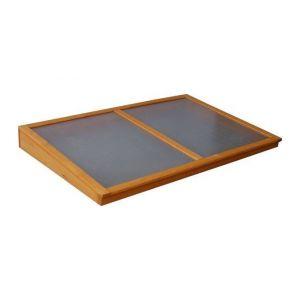Gaspo Couvercle pour carré potager Classic 150 x 100 x 15 cm