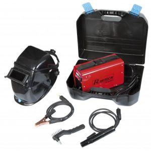 Ribitech Poste à souder inverter TECH 140 130 amp complet