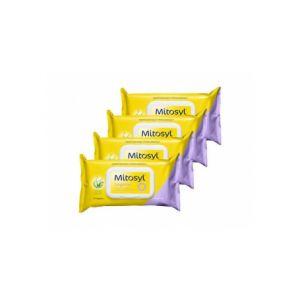 Mitosyl Lingettes nettoyantes et apaisantes - 3 x 72 + 1 gratuit