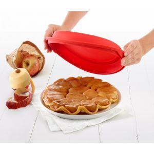 Lékué Moule démontable pour tarte tatin