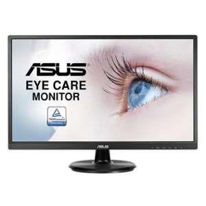 Asus Ecran PC VA249HE - 23.8 LED/5ms/FHD/HDMI/Black