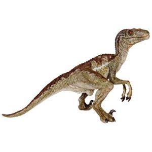 Papo Figurine dinosaure : Vélociraptor