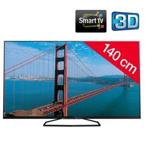 Philips 55PFS6409 - Téléviseur LED 140 cm 3D Smart TV