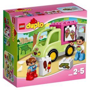 Duplo 10586 - Ville : La camionnette de glaces