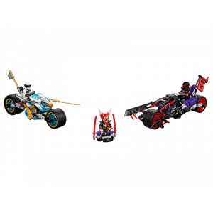 Lego 70639 - Ninjago : la Course de rues en motos