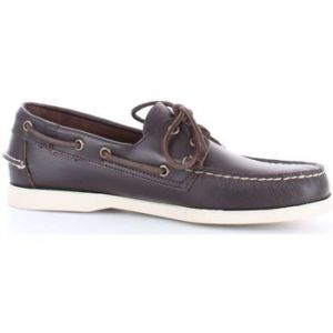 Sebago Docksides Portland, Chaussures Bateau Hommes, Marron (DK Brown 901), 45 EU