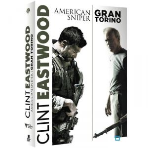 Coffret Clint Eastwood: American Sniper + Gran Torino