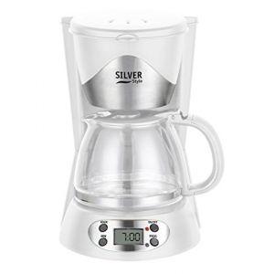 Silver Style 000788 - Cafetière programmable