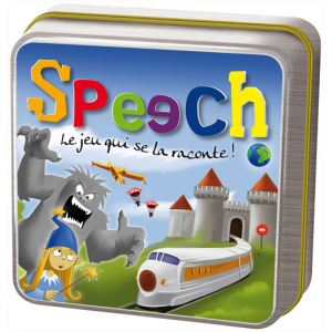 Asmodée Speech