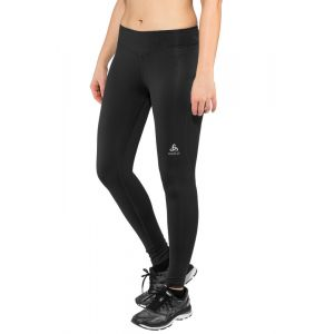 Odlo BL Smooth Soft - Pantalon running Femme - noir XS Collants & Shorts Running