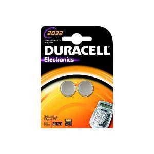 Duracell Piles Lithium Cr2032 3v - Le Lot De 2 Piles