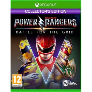 Power Rangers Battle for the Grid Collector's Edition (Xbox One) [XBOX One]