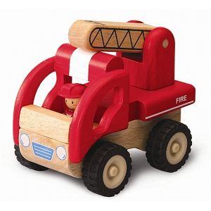 Wonderworld Camion de pompier mini