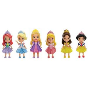 Disney Princesse - Mini poupée 8 cm