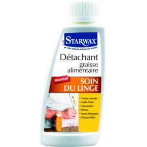 Starwax Détachant GRAISSE ALIMENTAIRE