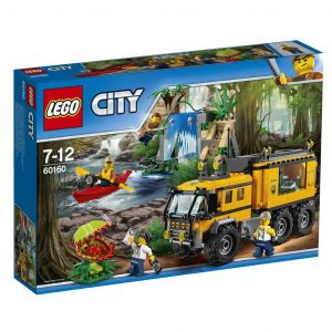 Lego 60160 - City : Le laboratoire mobile de la jungle