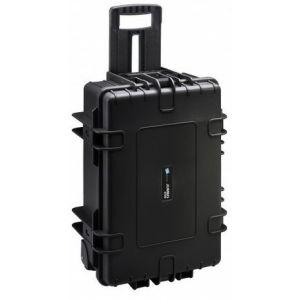 B&W International Outdoor Case Type 6800 black with pre-cut foam