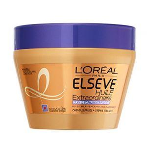 L'Oréal Elsève Curl Nutrition Masque à Rincer Cheveux Frisés et Crépus 300 ml