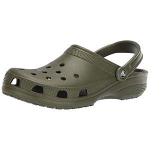 Crocs Classic - Sandales - olive 46-47 Sandales Loisir