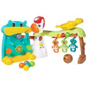 Infantino Senso Aire de Jeu Multi Activités 3 en 1