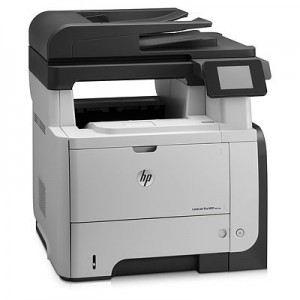 HP LaserJet Pro M521dn - Imprimante laser multifonctions Fax