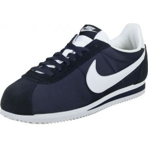 competitive price 801a4 b2136 Nike Baskets Classic Cortez Nylon Marine Homme