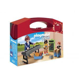 Playmobil 9321 - Valisette Cours De Musique
