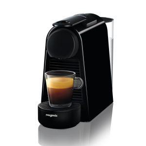 Magimix 11369 Black Mat Nespresso Essenza mini - Cafetière à dosette ou capsule