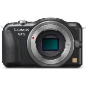 Panasonic Lumix DMC-GF5 (Boitier nu)