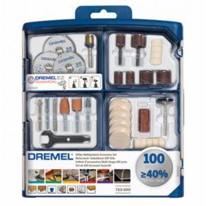 Dremel 2615S723JA - Coffret de 100 accessoires