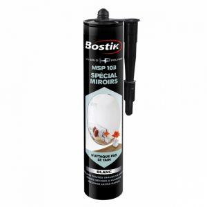 Bostik Mastic polymère hybride MSP 103 Spécial Miroirs
