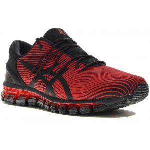Asics Gel-Quantum 360 4 M Chaussures homme Rouge - Taille 46.5