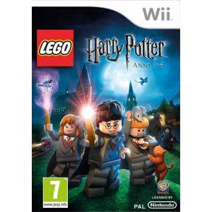 Image de LEGO Harry Potter : Années 1 à 4 [Wii]